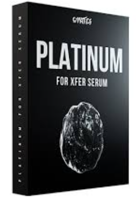 Cymatics – PLATINUM For Xfer Serum (SYNTH PRESET)