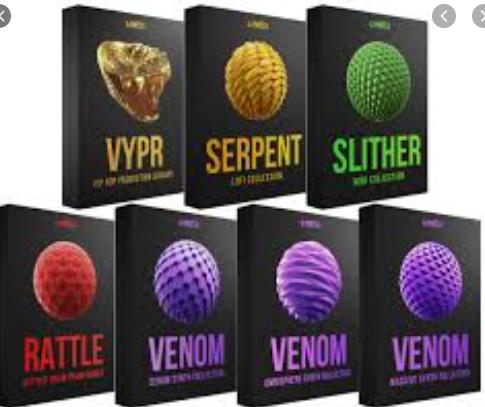 Cymatics – VYPR + Bonuses