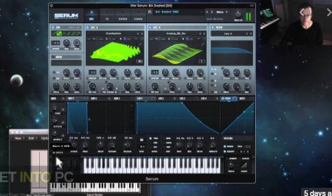 Cymatics – the Catalyst for Xfer Serum