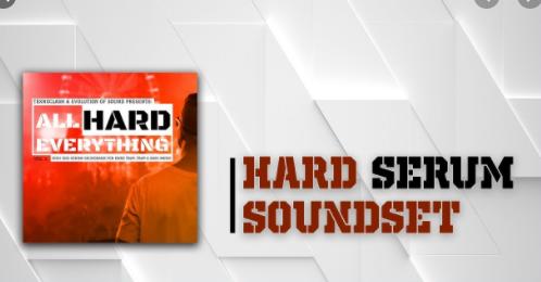 Evosounds – All Hard Everything (SERUM, ABLETON)