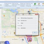 GDS Google Map Desktop Control