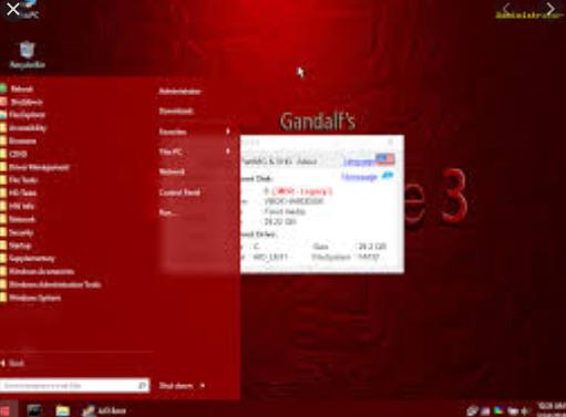 Gandalf's Windows 10 PE Live Rescue ISO