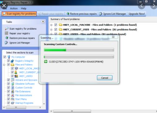 Glarysoft Registry Repair Pro