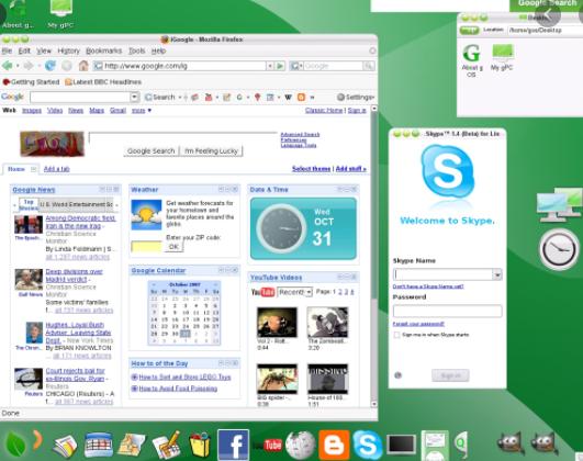 Google Chrome OS VMWare Image 2009