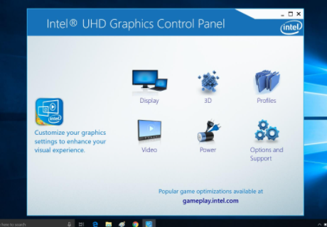 Intel Graphics Driver for Windows 10