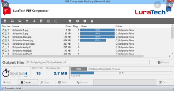 LuraTech PDF Compressor