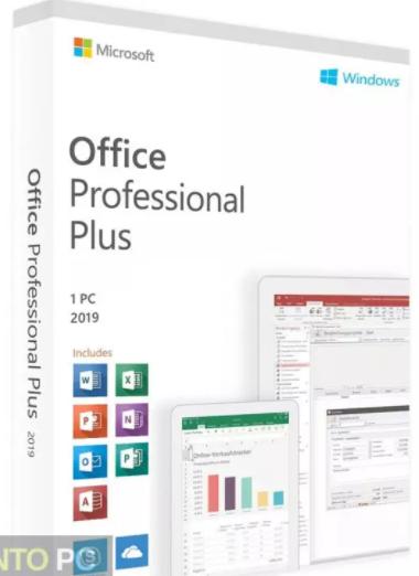 Microsoft Office 2019 Pro Plus NOV 2020