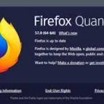 Mozilla Firefox Quantum 57.0.1