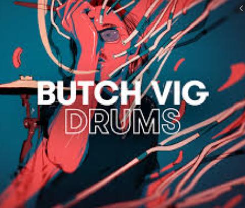 Native Instruments' – Butch Vig the Drums (KONTAKT)