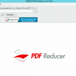 ORPALIS PDF Reducer Professional 2020