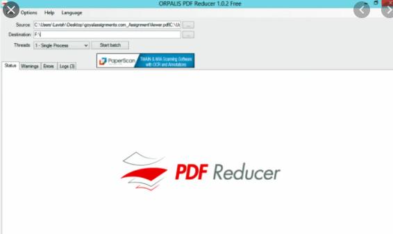 ORPALIS PDF Reducer Professional 2020