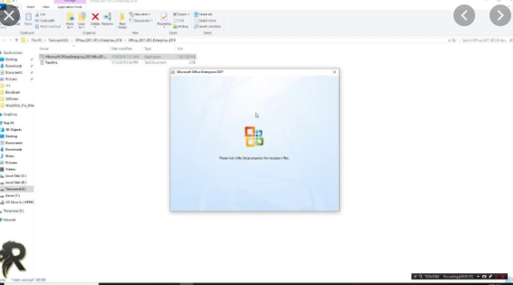 Office 2007 Enterprise + Visio Pro + Project Pro Jan 2019