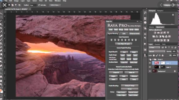Raya Pro for Photoshop