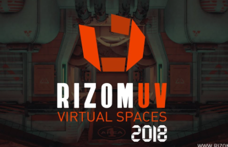 Rizom-Lab Unfold3D Real Space 2018