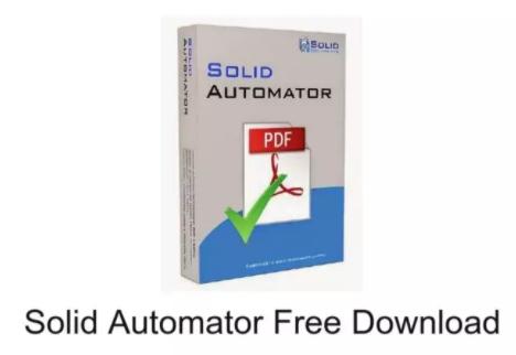 Solid Automator