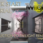 Twilight Render for Google SketchUp v1.1.2
