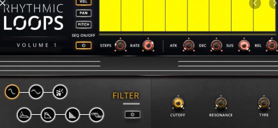 Umlaut the Audio – Rhythmic Loops