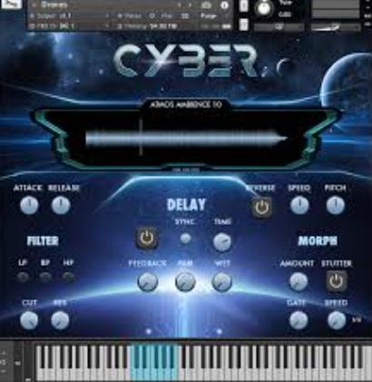 VSTBuzz – the Cyber (KONTAKT, WAV)