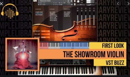 VSTbuzz – Showroom of The Violin
