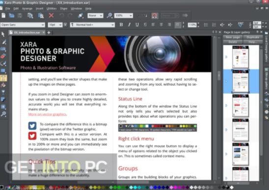 Xara Photo & Graphic Designer 2021