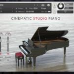 the Cinematic Studio – the Piano (KONTAKT)