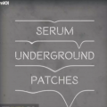 the Sample Magic – Serum Underground Patches (WAV, SERUM)