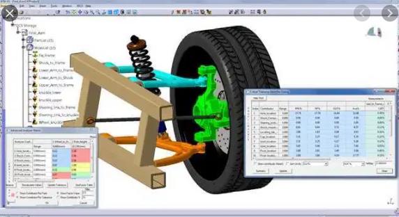 3DCS Variation Analyst 2020 for NX – CATIA – Creo – MultiCAD