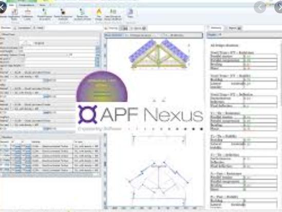 APF Nexus Engineering Software WoodTruss