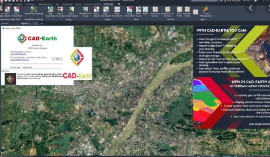 CAD-Earth 2019