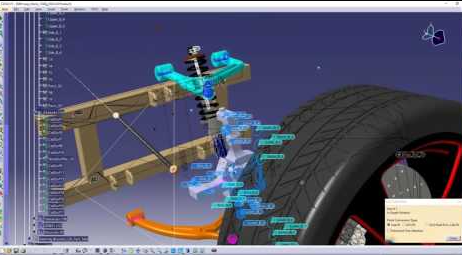 CDCS Variation Analyst 7.6.0.1 for NX / CATIA / Creo / MultiCAD
