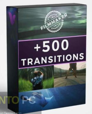 DesignOptimal – Vamify – 500+ Seamless Video Transitions