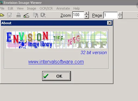 Envision Image Library