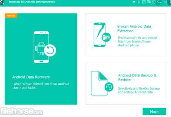 FonePaw Android Data Recovery 2020