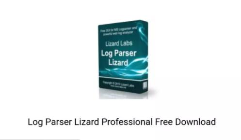 Log Parser Lizard Professional