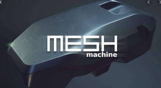 MESHmachine for Blender