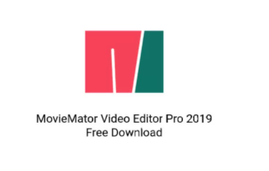 MovieMator Video Editor Pro 2019