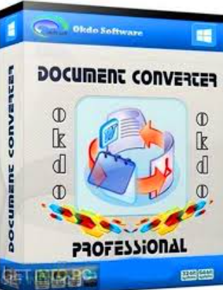 Okdo Pdf to All Converter Professional