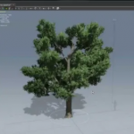 SpeedTree Cinema 8.4.0 x64 + Library + Subscription