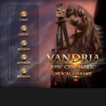 Vandria Epic Cinematic Vocal Library KONTAKT