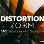 VideoHive – Distortion Zoom Transitions