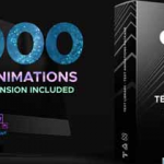 VideoHive – Text Library – Handy Text Animations