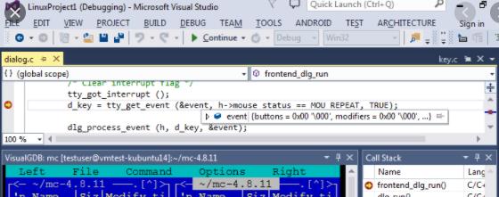 VisualGDB Ultimate