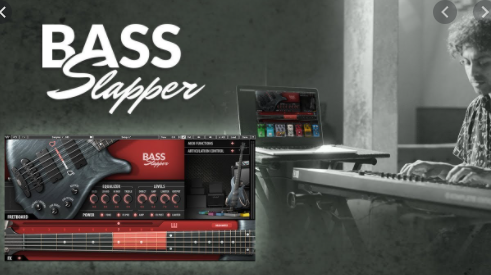 Waves – Bass Slapper Library