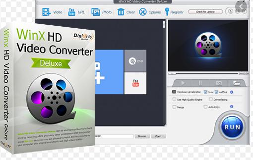 WinX HD Video Converter Deluxe 100%