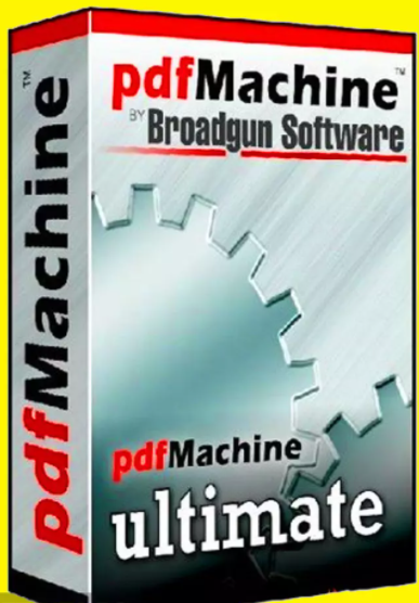 Broadgun pdfMachine Ultimate 2020