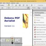 Debenu PDF Aerialist 2019