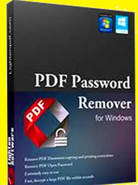 Lighten PDF Password Remover