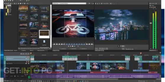 MAGIX (Sony) VEGAS Pro 2019 v17