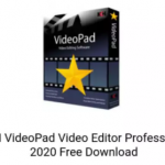 NCH VideoPad Video Editor Professional 2020