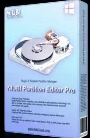 NIUBI Partition Editor Technician Edition 2020